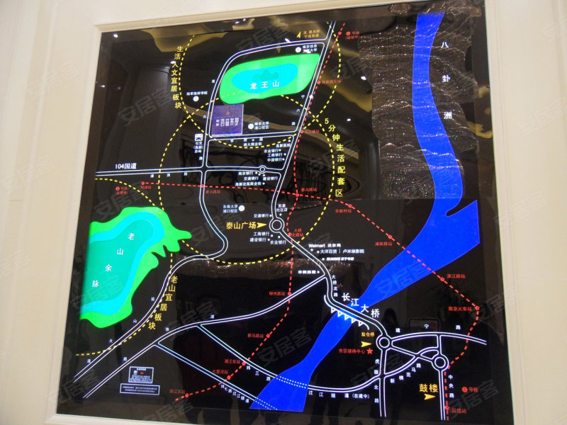 规划图,新城香溢紫郡图片第6张 高清图片