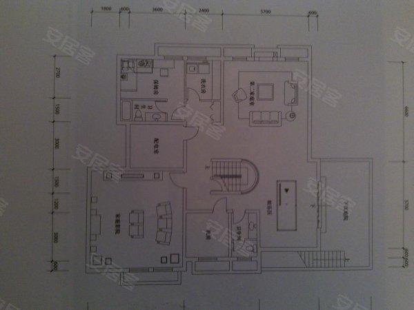 丽宫独栋别墅 带电梯私家豪宅 豪华装修室内泳池花园1000平