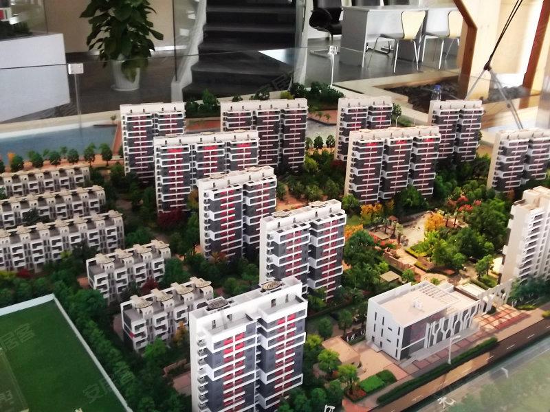 临港蓝色城邦 规划图 高清图片