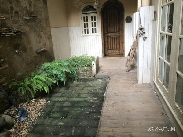 欧式乡村风格花园