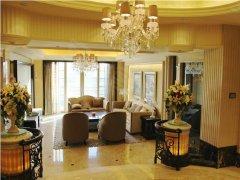 出租星河湾三期地暖房293平米,全新欧式家具