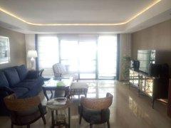 中信红树湾 超大阳台 舒适风格 4室170平方 高层看别墅景