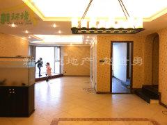 繁华地段!江景豪宅!坐拥商居两用270弧形全落地玻璃观江厅