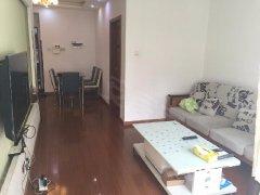 亿城新天地,两居室整套出租,家私全都有,阳光入户