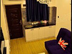 西村十字1室1厅1卫,押一付一,精装修。