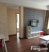 罗蒙环球城2室2厅1卫欧式装修首租外有多套多户型出租