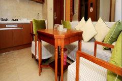 整租,北景苑西区,1室1厅1卫,45平米