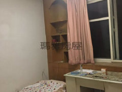 广厦小区两居室中等装修全套家具家电拎包入住。