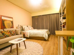 整租,阳光商都公寓楼,1室1厅1卫,51平米,