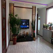 出租)中海紫御东郡 精装修 94平方 两室两厅一卫