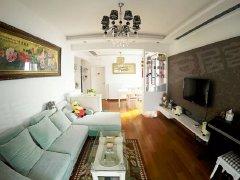 富临家园1室1厅1卫,押一付一,精装修。