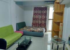 整租,国泰花园,1室1厅1卫,40平米
