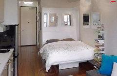 房子是简约的一居室,个人房产,绝非中介,