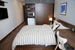 近江地铁口 单身公寓 一线江景 温馨干净 拎包入住随时看房!