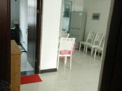 罗七路阳光花园市政供暖5楼+复试家具家电齐全一年7500急租