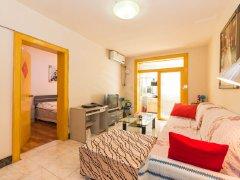 整租,北城小区,1室1厅1卫,40平米
