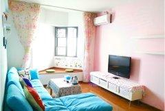 整租,河西一区,1室1厅1卫,46平米