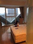 印象城旁钱湖天地1室1卫34平方精装修单身公寓要的速度来电
