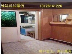 新华联盟2室2厅69平米中等装修 押一付一,家具家电齐全