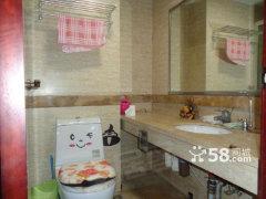 恒福上域国际公寓 豪华装修,家具家电齐全黄金楼层!
