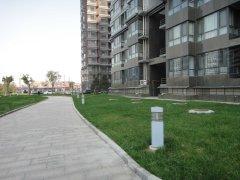 新世界沃尔玛对面燕京航城精装修3居135平空房可洗澡做饭
