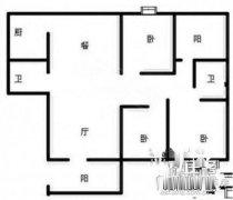急租新亚洲枫林盛景精装修带家具家电齐全大三房带双阳台1600