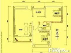 纳丹堡精装修2居室  拎包入住