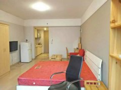 繁华地段 高端小区 宽敞大气 全新一居室 让您享受品质生活!