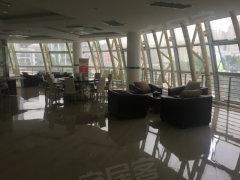 会展中心500平豪华装修 大开间 视野棒 采光棒 可做展厅