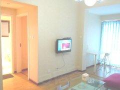 45平方一室一厅,装修还可以,急租
