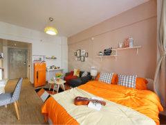 整租,山水华庭,1室1厅1卫,56平米,