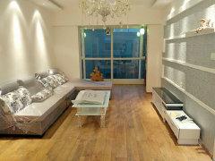 城关区雁滩高新区基业豪庭精装两室两厅家具家电齐全采光充足