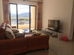海棠湾中央度假疗养区精装一室一厅出租
