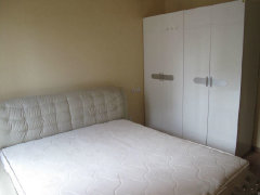 整租,昌源小区,1室1厅1卫,45平米,带家具,房租月付