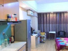 整租,富河国际,1室1厅1卫,40平米