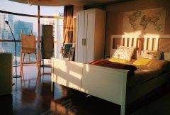 整租,易景国际,1室1厅1卫,55平米,押一付一
