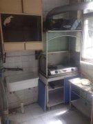 省汽贸附近1室1厅950能做饭有空调长租价可商
