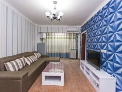 整租,广陵世家,1室1厅1卫,62平米