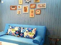 整租,江岸花园,1室1厅1卫,46平米