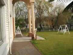 西郊独栋400平 花园500 可注册、挂牌、办公 豪华装修