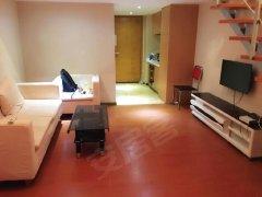 电脑城凯旋时代公寓2室1厅50平米精装修押二付一