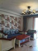 宝龙三期精装大两室,全新壁纸房,首次出租!