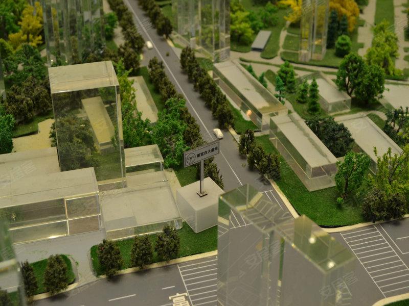 旷世新城规划图