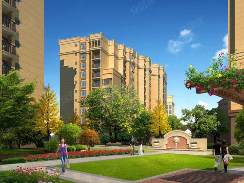 效果图 项目将打造高层住宅,外立面美观大气,十分宜居