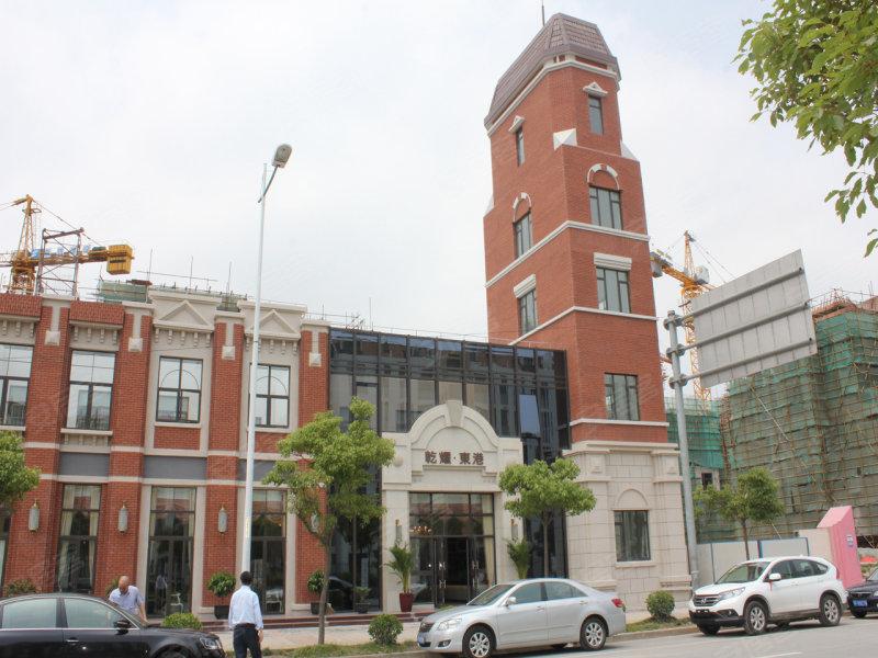 实景图 临港新城位于上海最东南,距中心城区约75公里