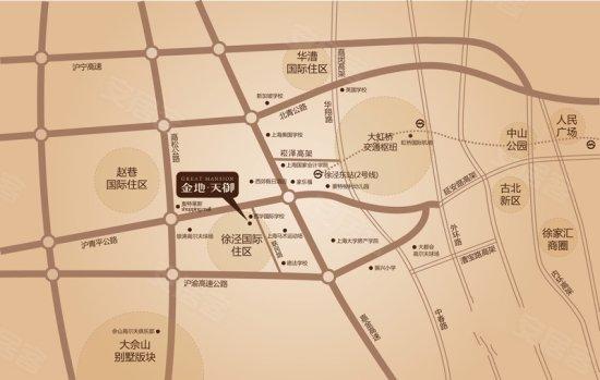 地铁引领青浦新发展 沿线轨交房最低78万图片