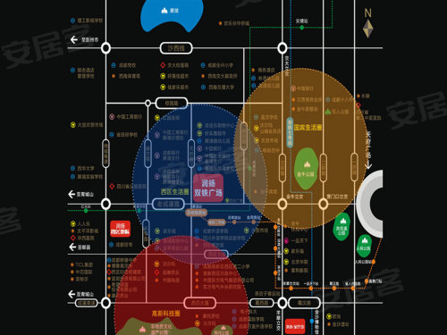 首付5万能买地铁房?润扬双铁广场超大赠送户型解析